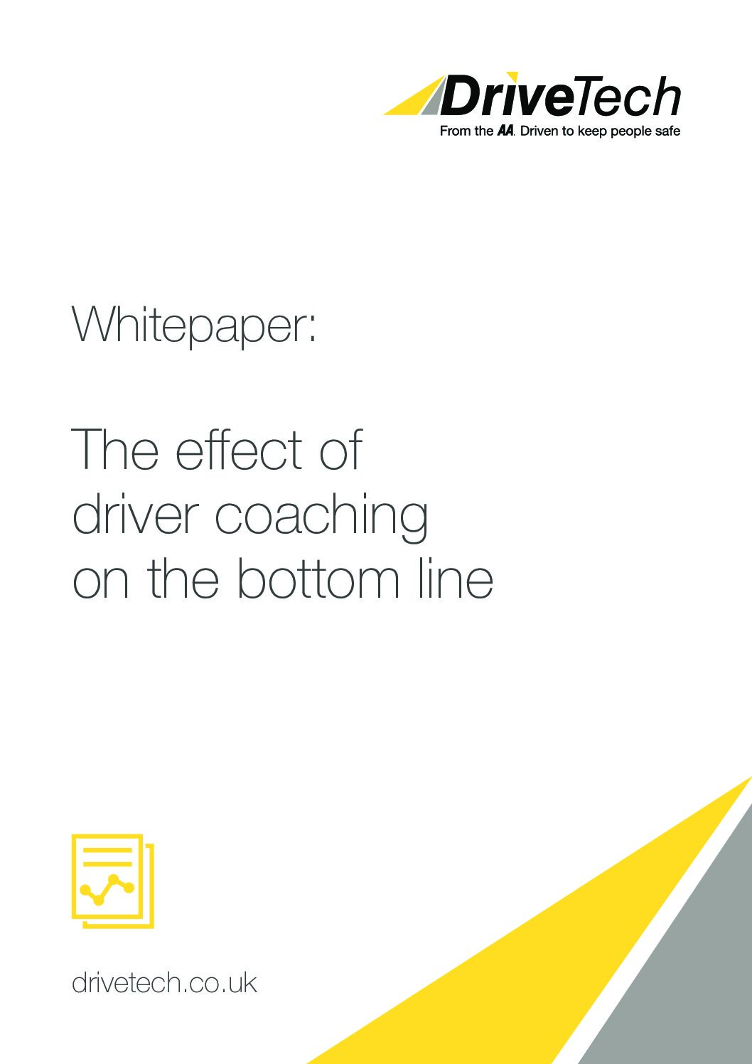 Whitepaper – The Effect Of Driver Coaching On The Bottom Line