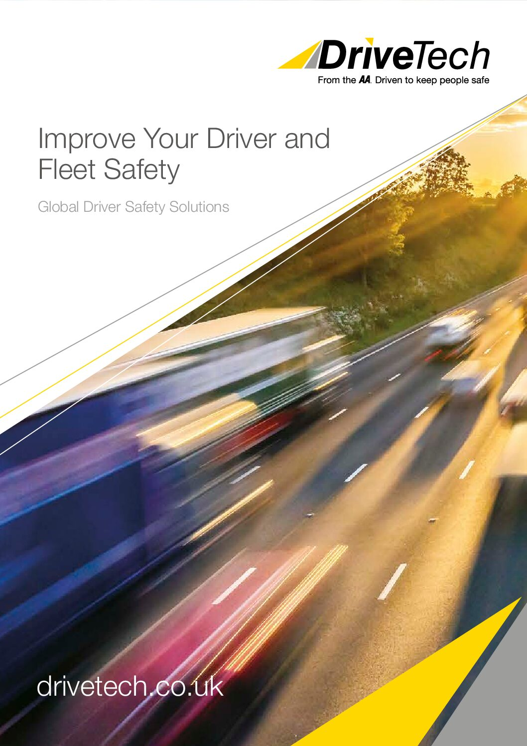 DriveTech International | Global Driver Safety Solutions
