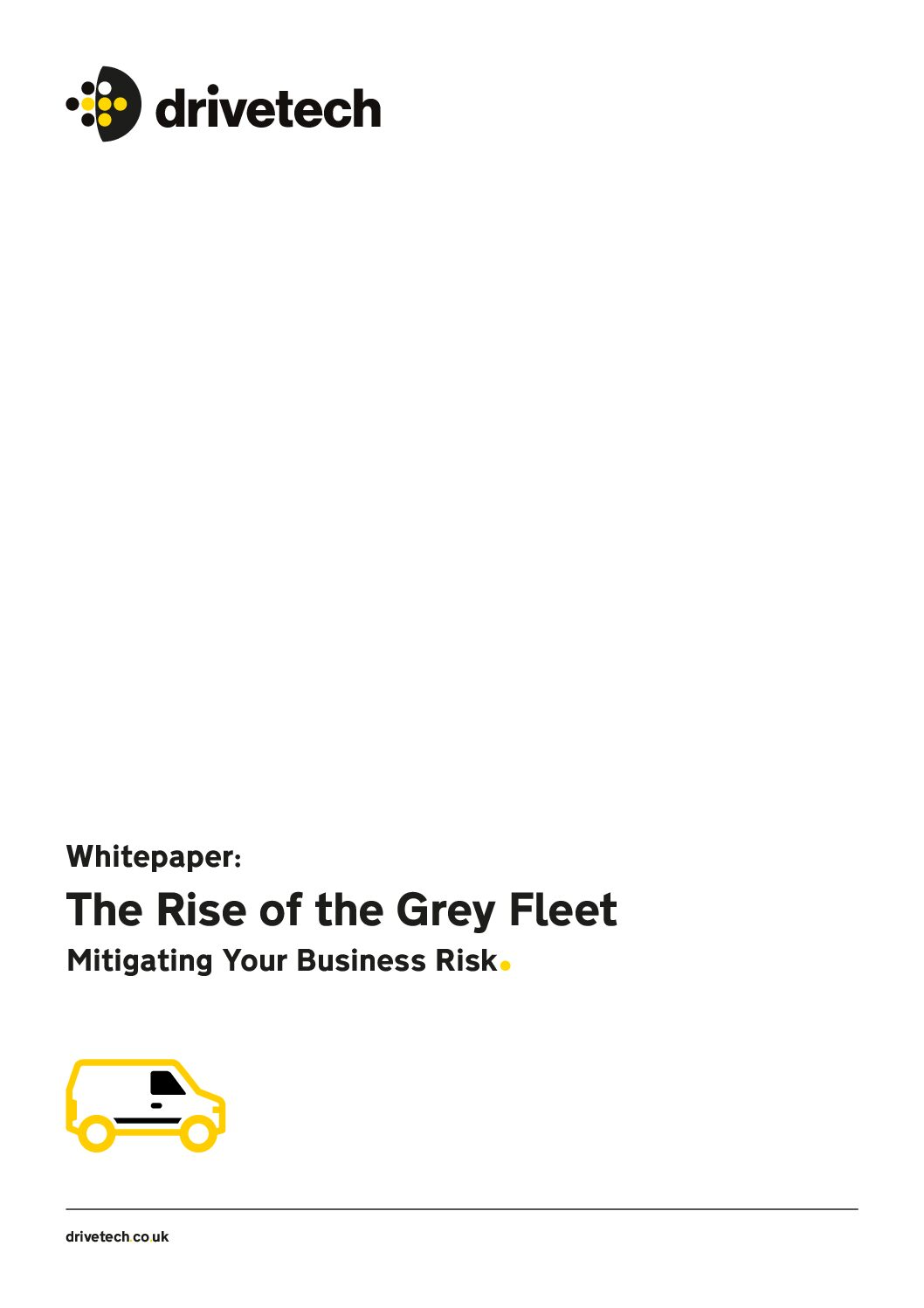 Whitepaper – The Rise of the Grey Fleet