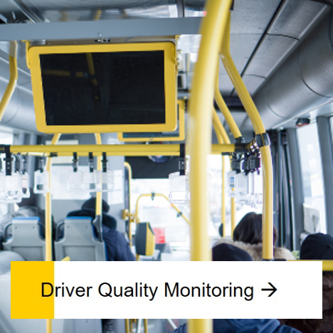 Driver Quality Monitoring