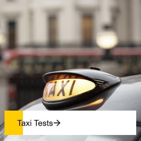 Taxi Tests