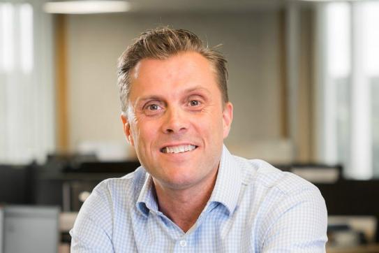Charlie Norman Managing Director DriveTech