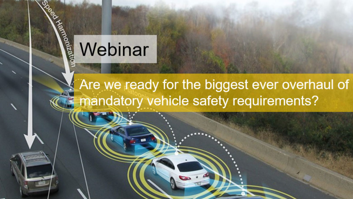 Webinar on Roads Policing