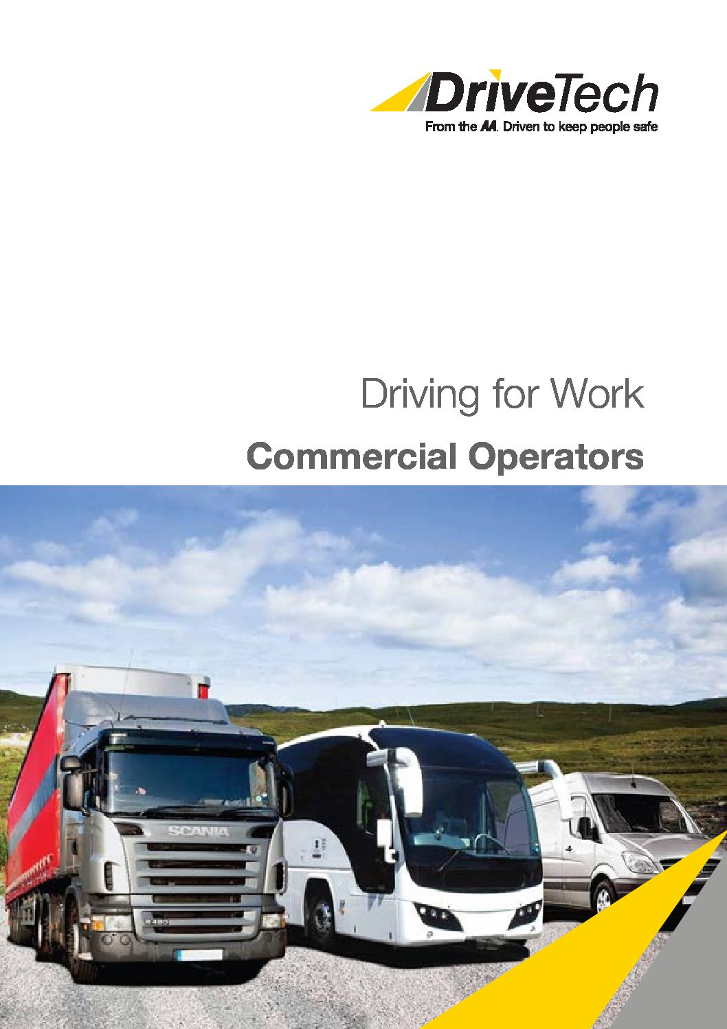 Brochure – Commercial Operators