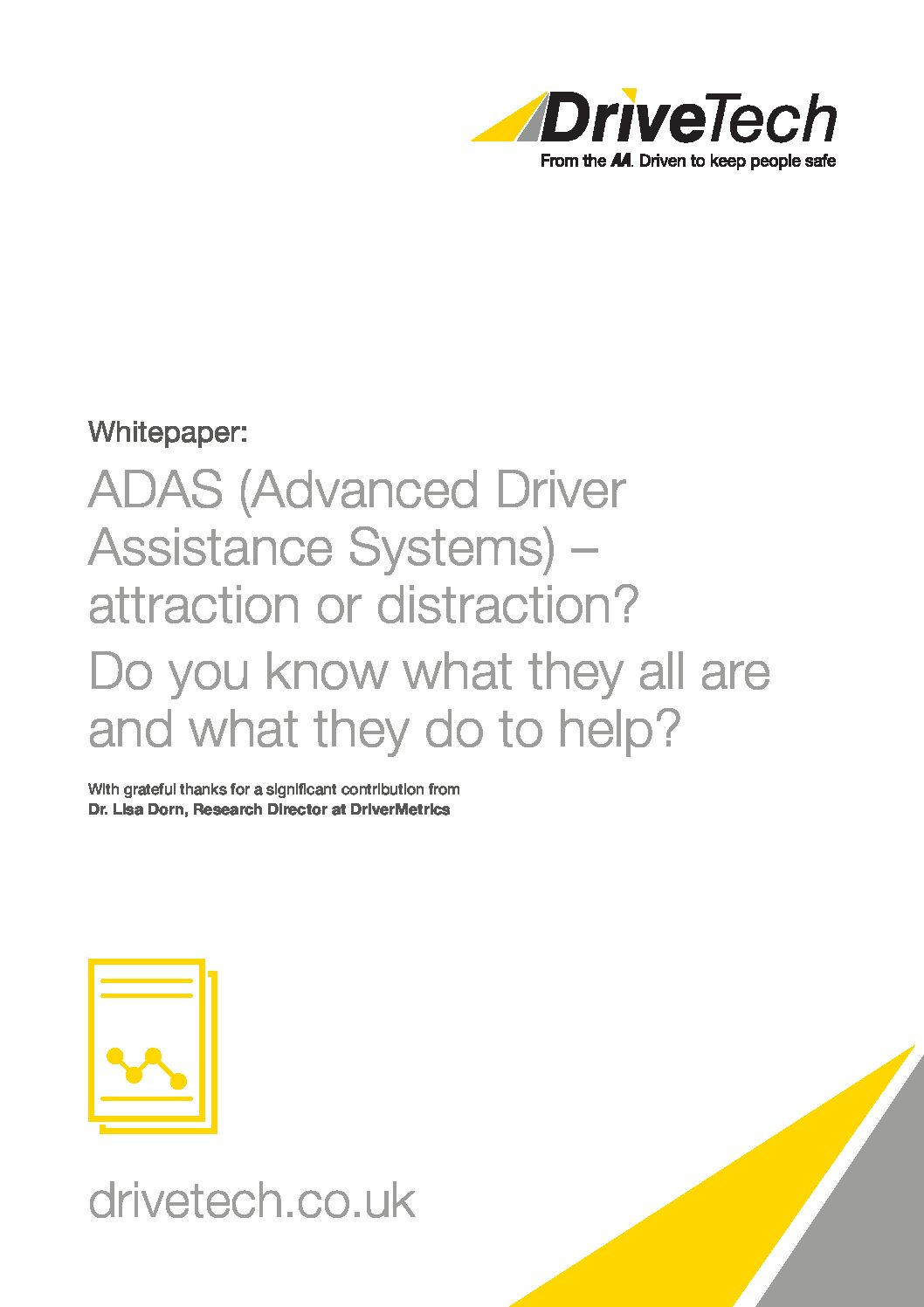 Whitepaper – ADAS (Advanced Driver Assistance Systems)