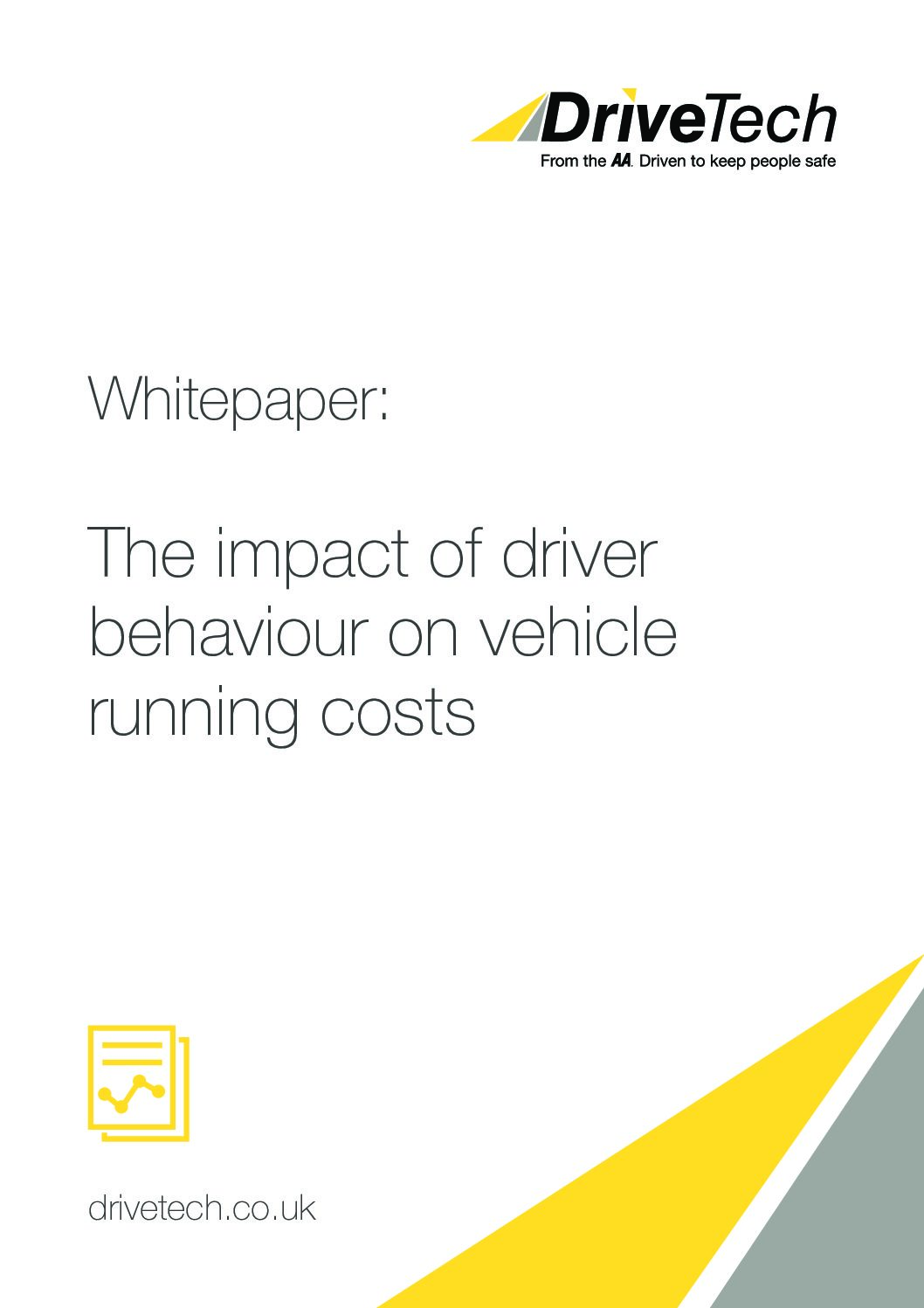 Whitepaper – The Impact Of Driver Behaviour On Vehicle Running Costs
