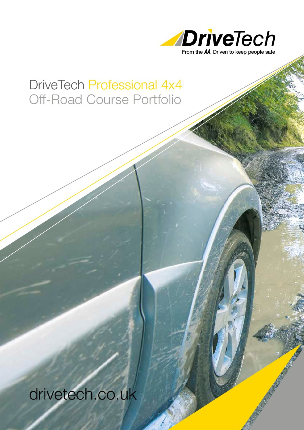 Brochure – Professional 4×4