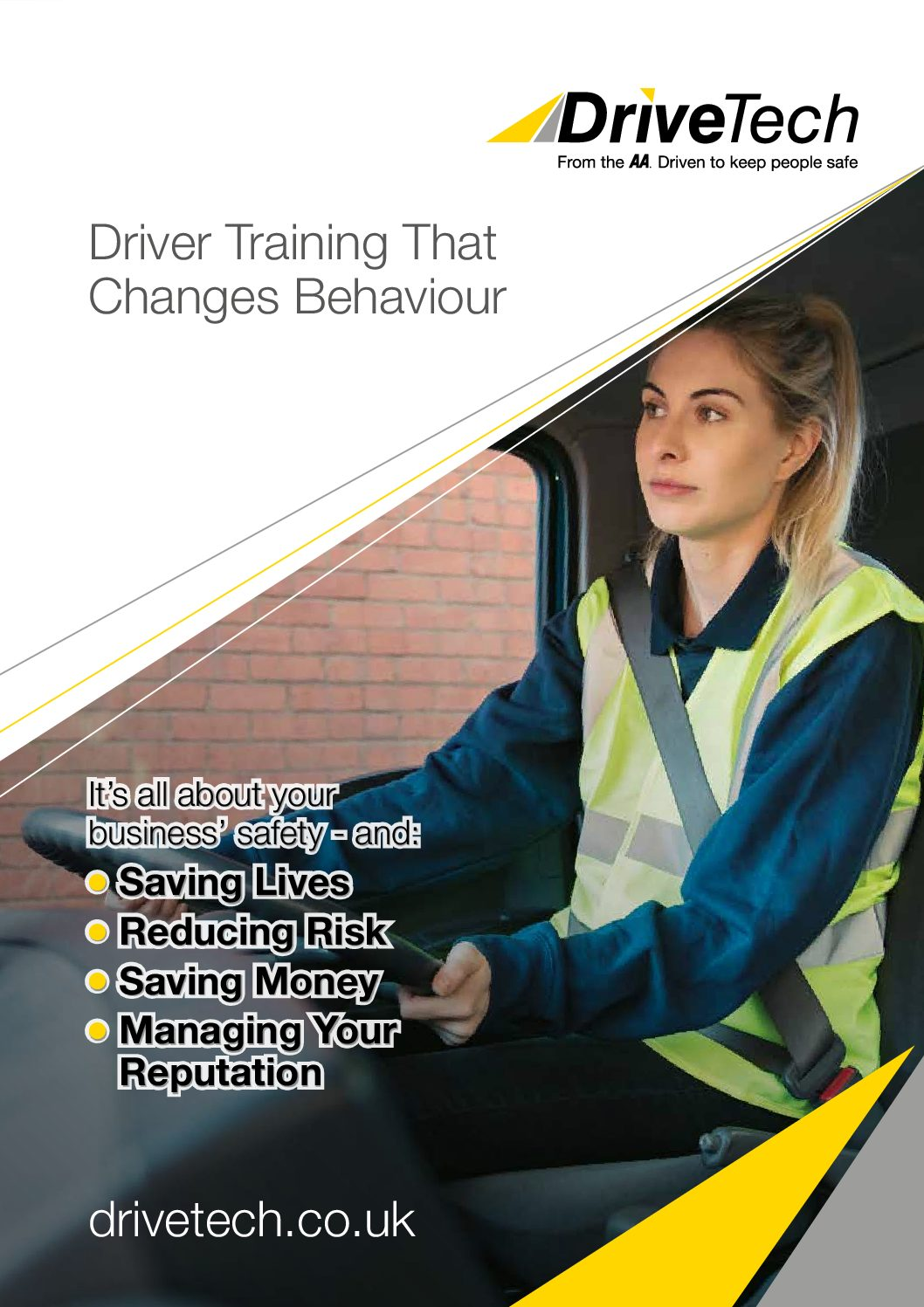 Brochure – UK Fleet Driving for Work